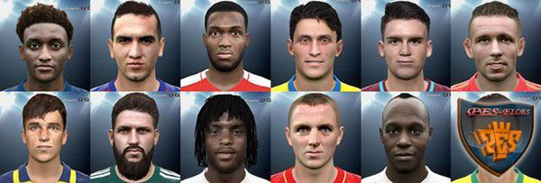 Pes 2016 International Facepack №6 by Andrey_Pol