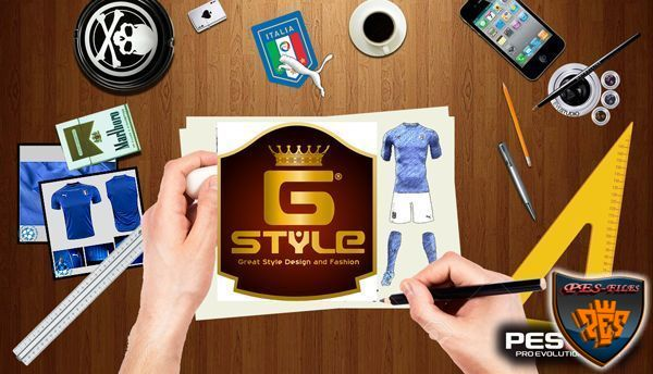 PES 2016 Kits Pack All In One v1.5 by G-Style