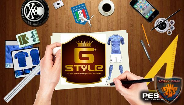 PES 2016 Full Kits Inter and Napoli 2015/16 by G-Style