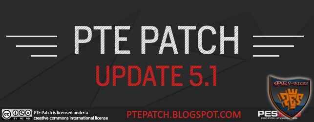 PES16 PTE Patch Update 5.1