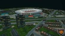 Графика PES 2016 Emirates Stadium