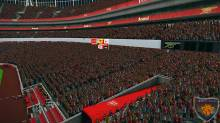 PES 2016 Emirates Stadium Intro Beta