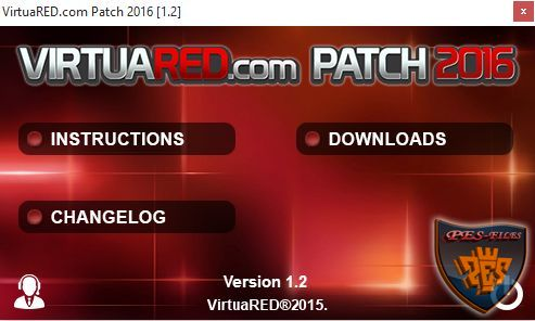 VirtuaRED Patch 2016 v1.2