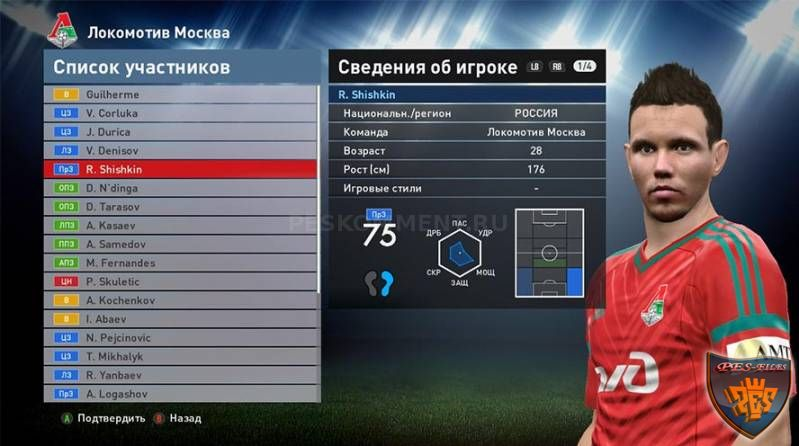 Russian Super Patch 2016 V2.0
