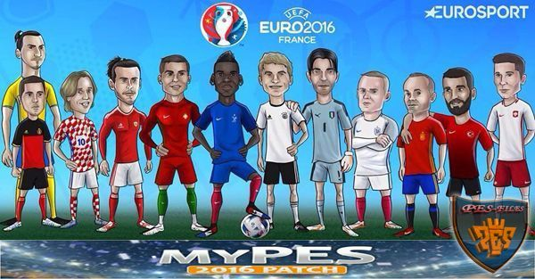 MyPES 2016 patch v0.7 DLC 4.00