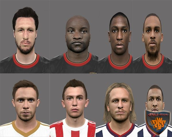 PES 2016 Faces EPL 2 by Rednik