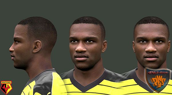 PES 2016 Obbi Oulare (Watford) Face