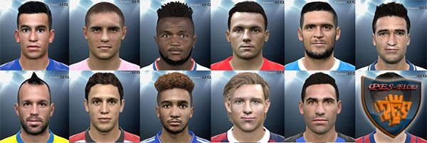 Pes 2016 International facepack №10