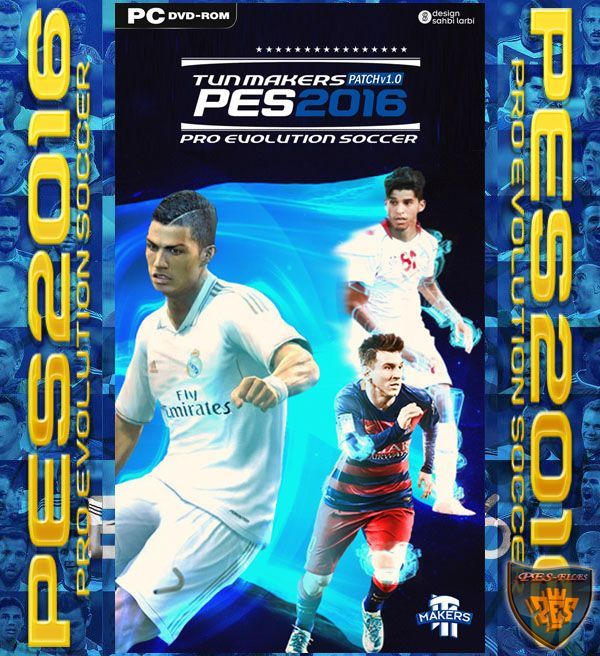 PES 2016 Tun Makers Patch 2016 V1.0