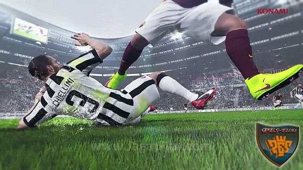 PES 2016 «Very Hard Gamplay» by PESConstructor