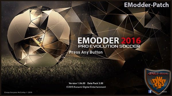 EModder-Patch Graphic PES 2017 Alike For PES 2016 by ESM87