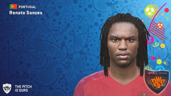 Pes 2016 Renato Sanches Face