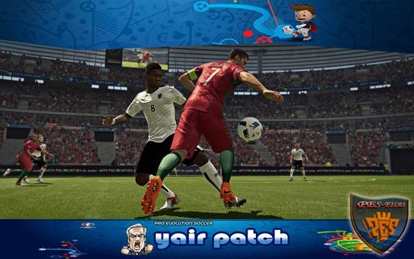 YairPatch Pes2016 GamePlay Editing Thread 21.06.16