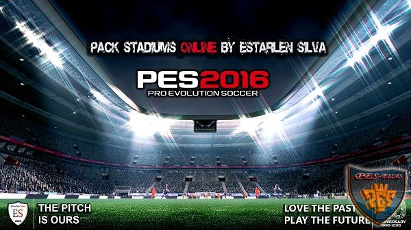 PES 2016 Pack Stadiums Online by Estarlen Silva