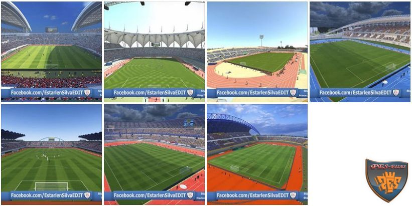 PES 2016 Pack Stadiums 2.0 Final Version