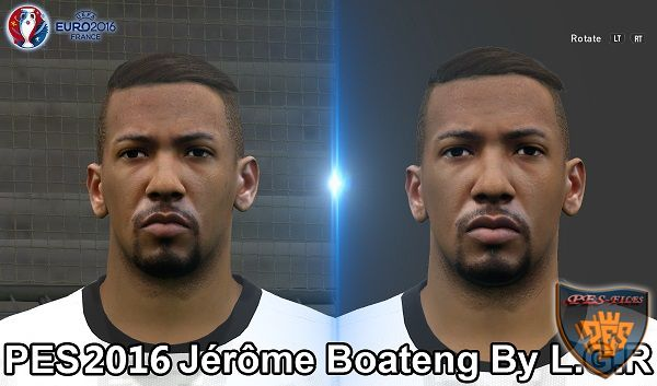 PES 2016 J.Boateng By L.G.R