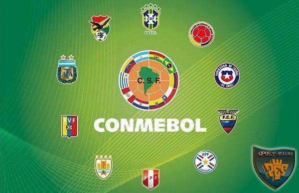 PES 2016 Conmebol FacePack for PTE 6.0