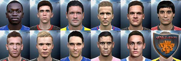 Pes 2016 International facepack №13 by Andrey_Pol