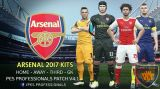 Arsenal PES 2016 PES Professionals Patch V4.1