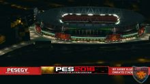 Emirates Stadium PES 2016 Pack Stadiums
