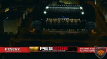 PES 2016 Pack Stadiums With Exterior