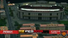 Camp Nou PES 2016 Pack Stadiums