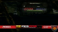 San Siro Stadium PES 2016 Pack Stadiums