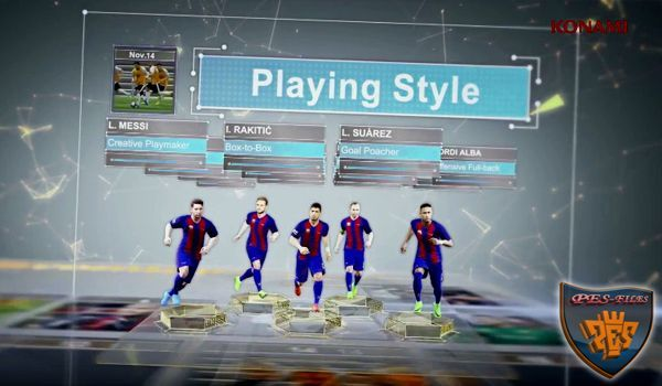 Intro Master League Pes 2017 for Pes 2016 by PesScreen