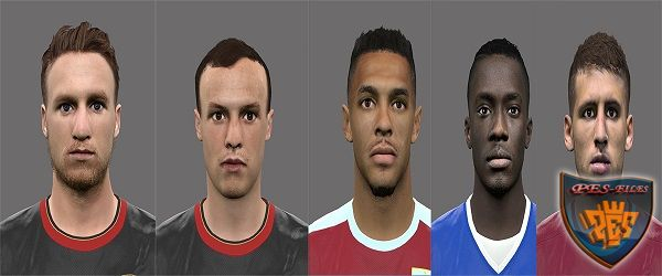 PES 2016 Faces EPL 4 by Rednik