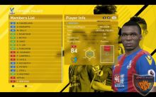 Benteke PES 2016 OF Update For PTE Patch 6.0 v7