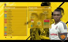 Talisca PES 2016 OF Update For PTE Patch 6.0 v7