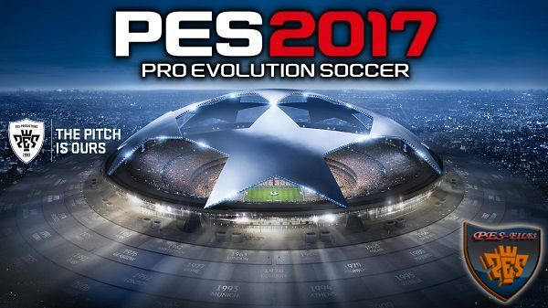 PES 2017 First Pack Update Stadiums v0.1 by DrDoooMuk