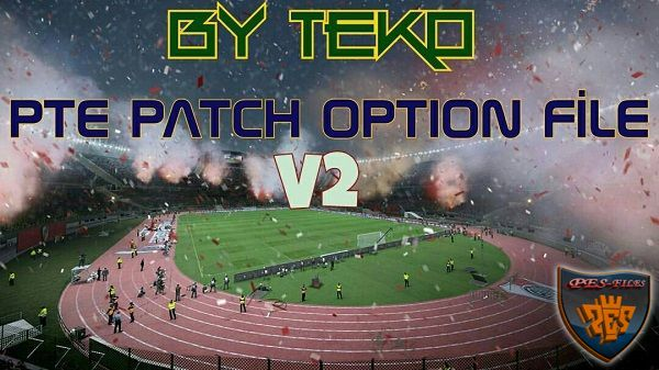 PES 2016 PTE Patch 6.0 Option File V2 Update Transfers