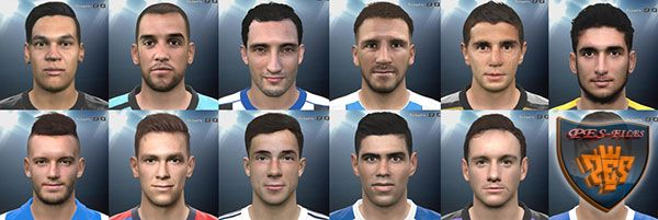 PES 2016 International Pack 17 by Andrey_Pol
