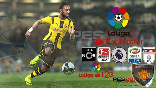 Options File PES 2017 for PS4 by Fren Dika Adi