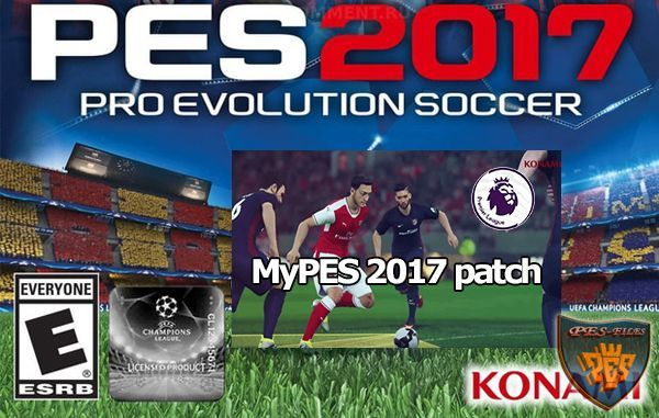 PC MyPES 2017 patch v0.1 (EPL)