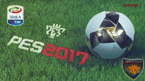 PES 2017 Serie A for PS4 by Enzo77