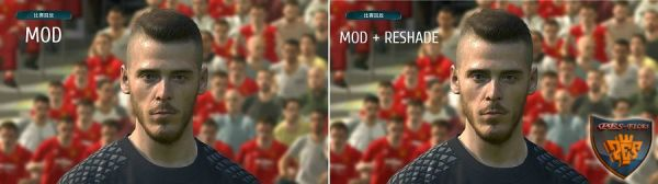 PES 2017 FMODS Detail Pack