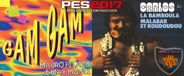 PES 2017 PC Full Soundtrack 14 songs by mauri_d