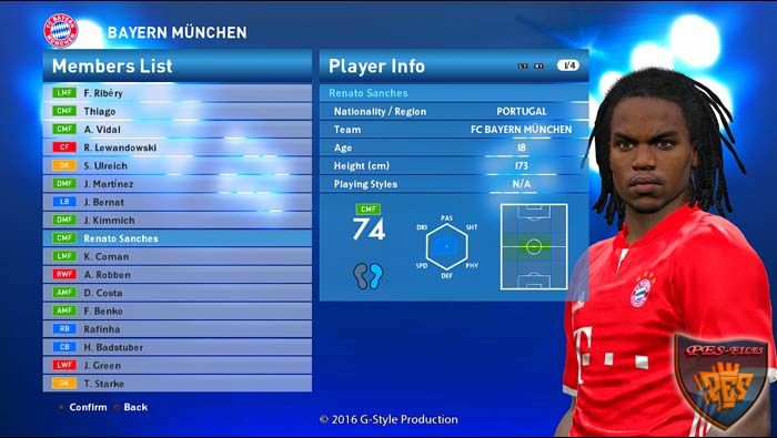 1.Bundesliga Facepack PES 2017 For PES 2016 By Kimizan