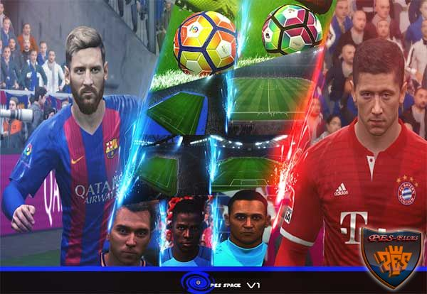 PES Space 2017 Patch v1 for Pes 2017