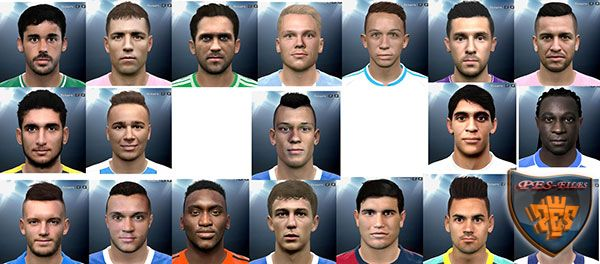 PES 2016 International FacePack (September)