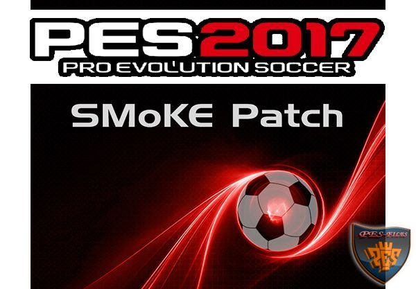 PES 2017 SMoKE patch 9.0