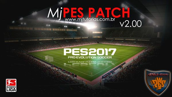 PES 2017 MJPES Patch 2.00 – Bundesliga