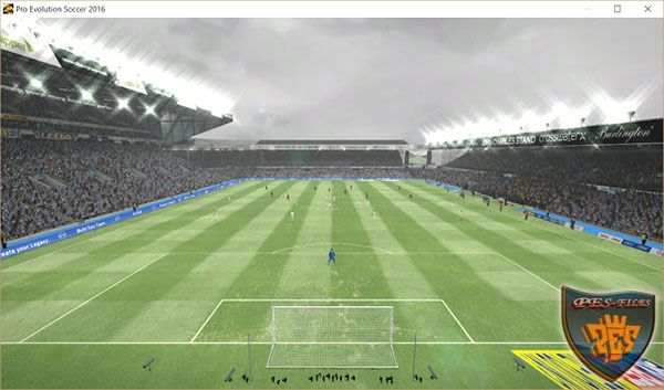 PES 2016 / PES 2017 Elland Road Stadium (Final Version)
