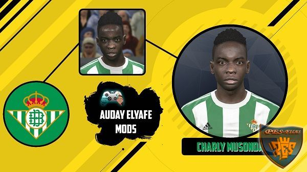 PES 2017 New Face Charly Musonda by Auday Elyafe