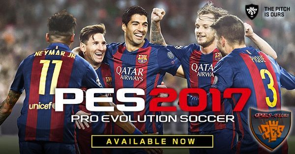 PES 2017 PS4 World Soccer Patch v1 by Goalgerd