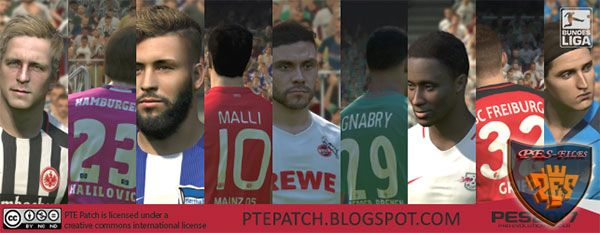 Pes 2017 PTE Patch 2017 2.0