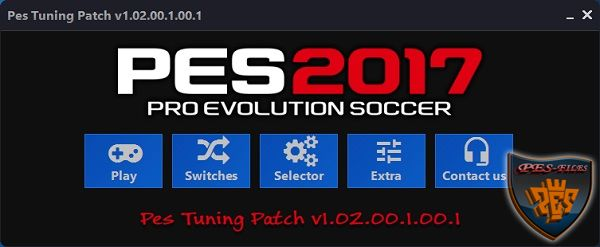 Pes 2017 Tuning Patch v1.02.00.1.00.1