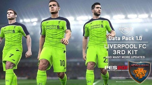 Live Update For PES 2017 от 27.10.2016